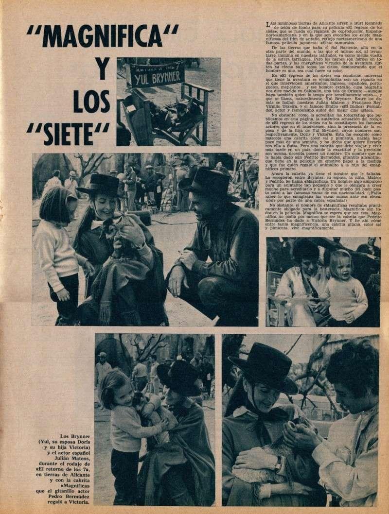 Le retour des 7 - Return of the Magnificent Seven -  1966 - Burt Kennedy  110
