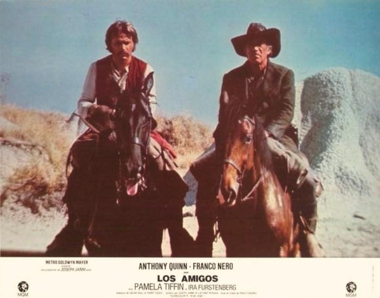 Los Amigos- 1973- Paolo Cavara. 35528210