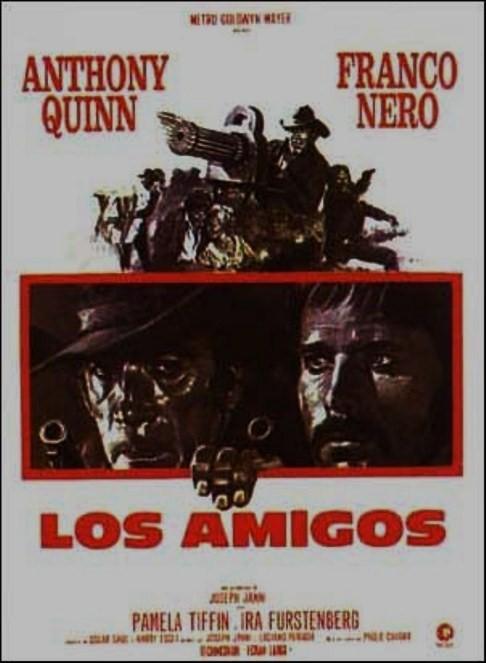 Los Amigos- 1973- Paolo Cavara. En157610