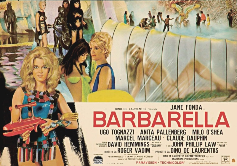 Barbarella - 1968 - Roger Vadim  Movies10