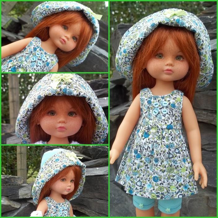 Lisa .. ma Chérie Modifiée dans sa 1er tenue .. modèle Vanina Couture :) Page111