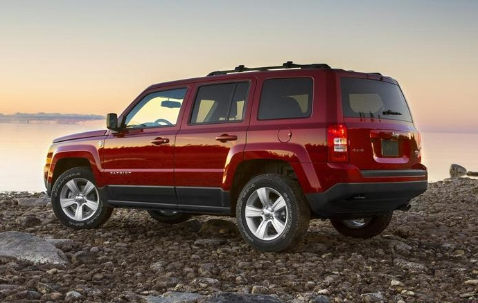Автосалон в Детройте 2013: Jeep Compass и Patriot. 11110