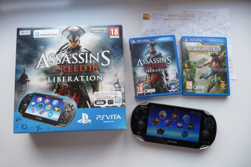 [VENDU] Console Sony PS Vita wi-fi. P1060911