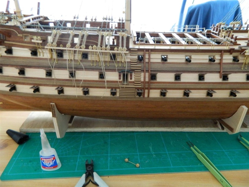 HMS VICTORY 1/94 constructo - Page 3 Dscn0711