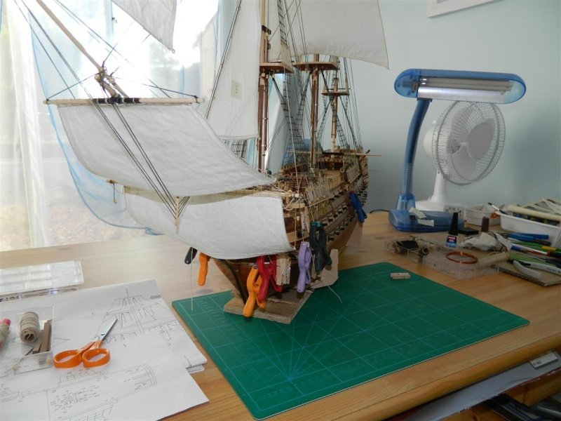 HMS VICTORY 1/94 constructo - Page 3 Dscn0717