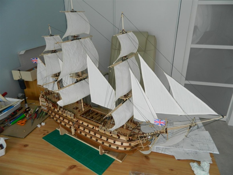 HMS VICTORY 1/94 constructo - Page 3 Dscn0721