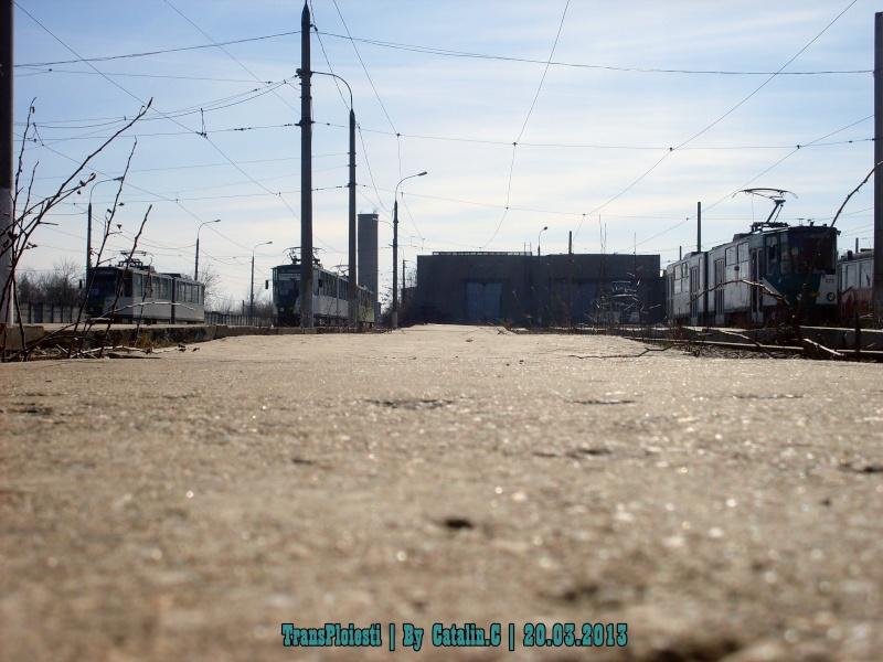 Depoul de tramvaie T.C.E. Ploiești - Pagina 2 Sdc12101