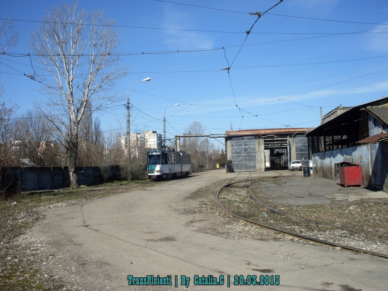Depoul de tramvaie T.C.E. Ploiești - Pagina 2 Sdc12102