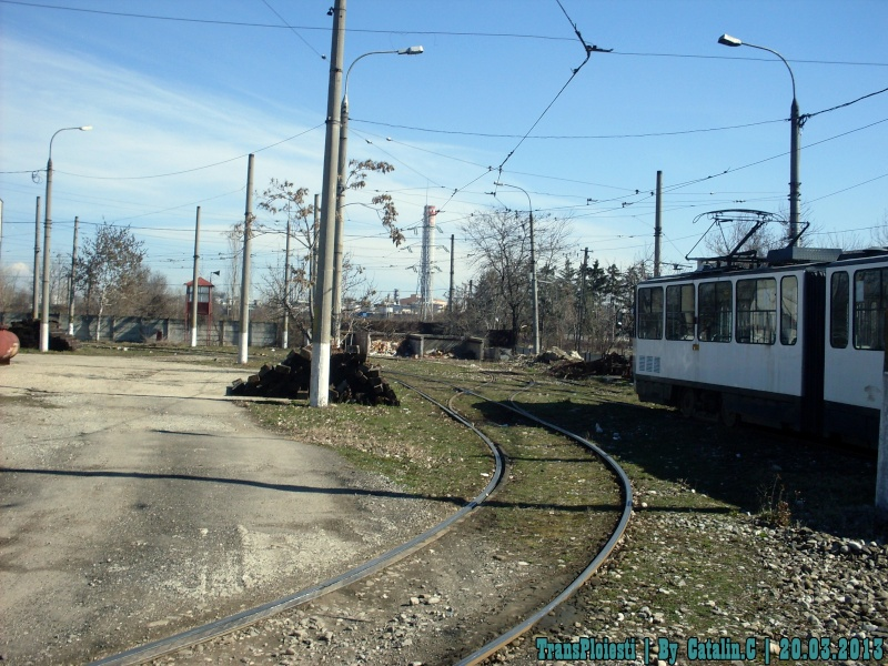 Depoul de tramvaie T.C.E. Ploiești - Pagina 2 Sdc12103