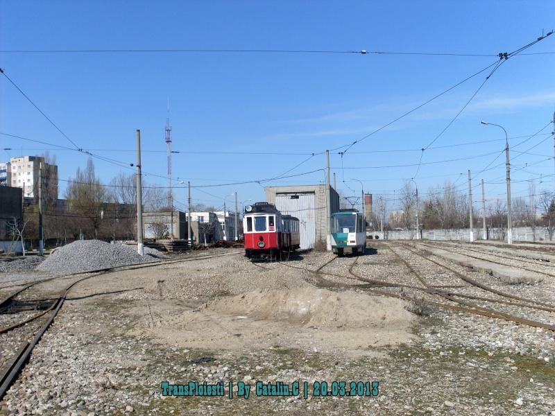 Depoul de tramvaie T.C.E. Ploiești - Pagina 2 Sdc12106