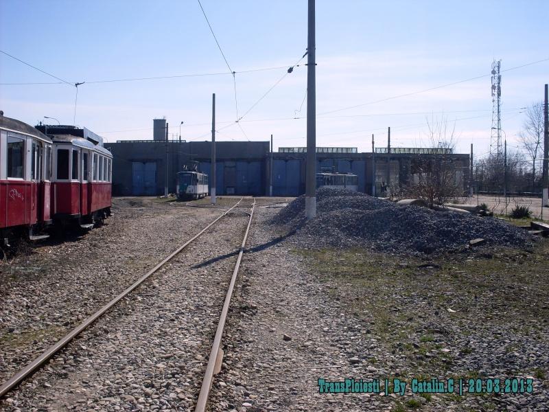 Depoul de tramvaie T.C.E. Ploiești - Pagina 2 Sdc12107