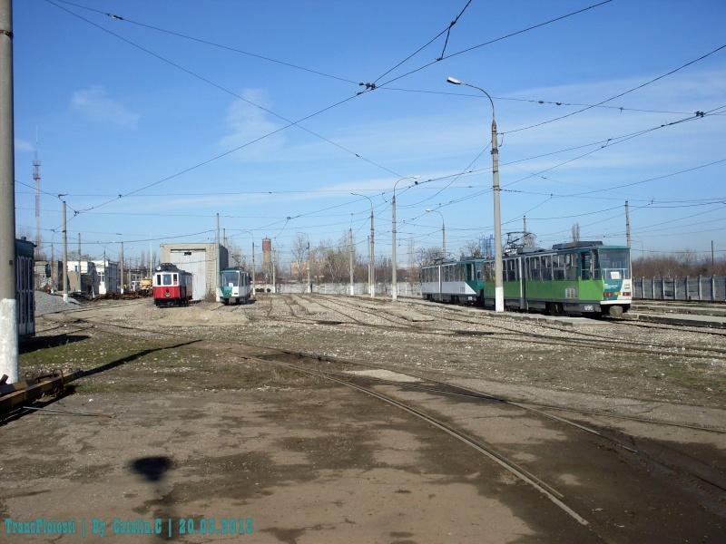 Depoul de tramvaie T.C.E. Ploiești - Pagina 2 Sdc12250