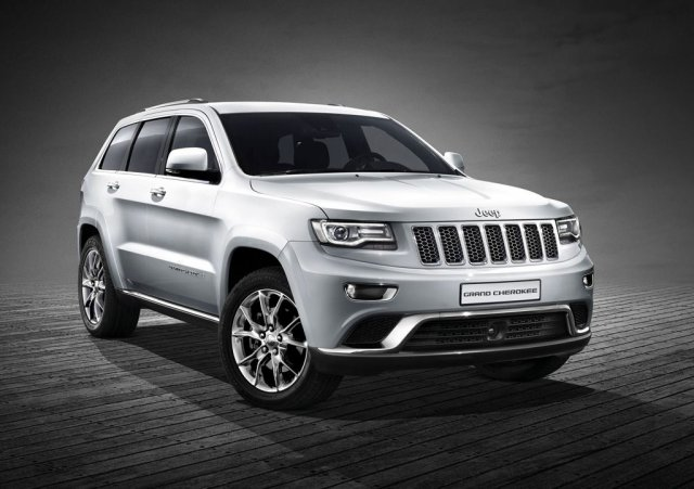 Jeep Grand Cherokee : Regard perçant ! 21-33610