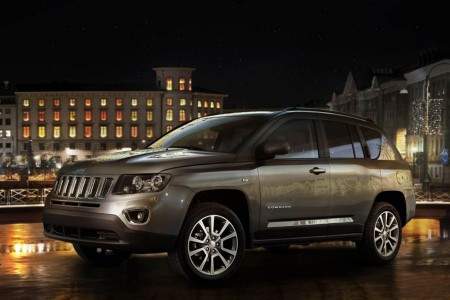 Le Jeep Compass restylé au salon de Genève 450-3010
