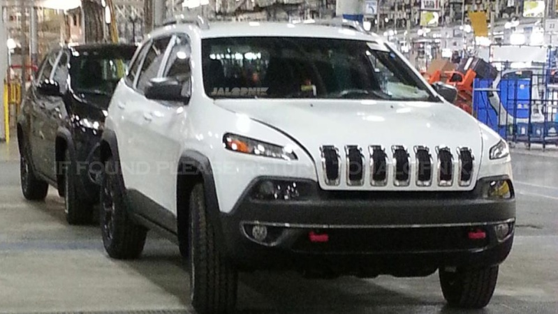Jeep Cherokee 2014 85776410