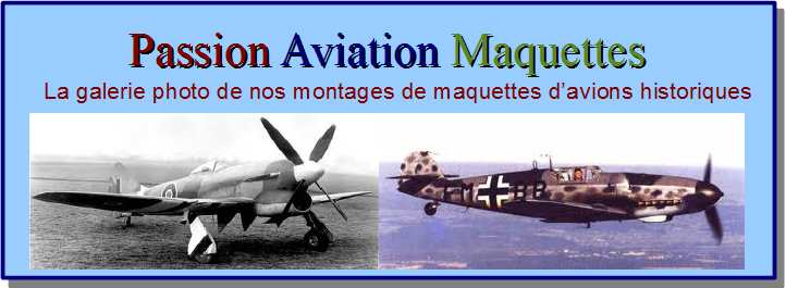 PASSION AVIATION  MAQUETTE