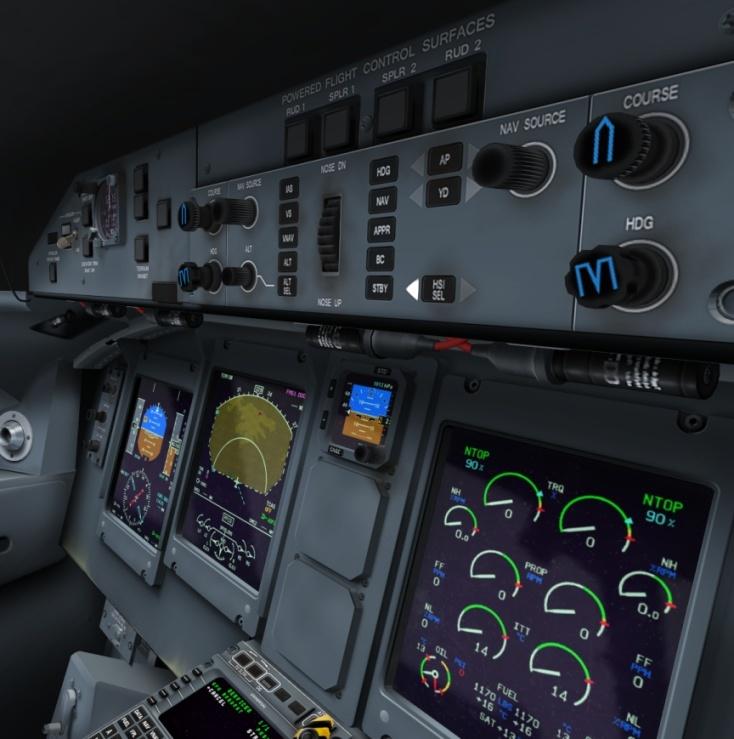 Dash8 Q400 77777710