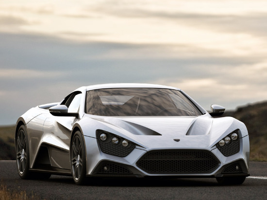 Top 10 najbrzih Automobila na Svetu  Zenvo-10