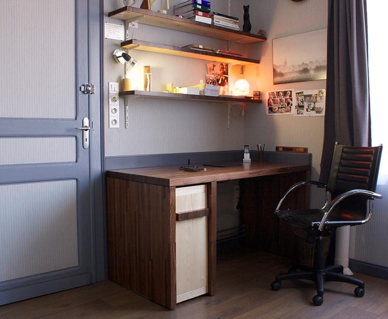 [Fabrication] Un bureau contemporain et simple…  - Page 9 Vue-gl10
