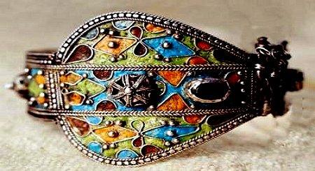 صناعة المجوهرات والحلي عند الأمازيغ Mimoun13