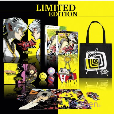 Persona 4 Arena Collector Person10