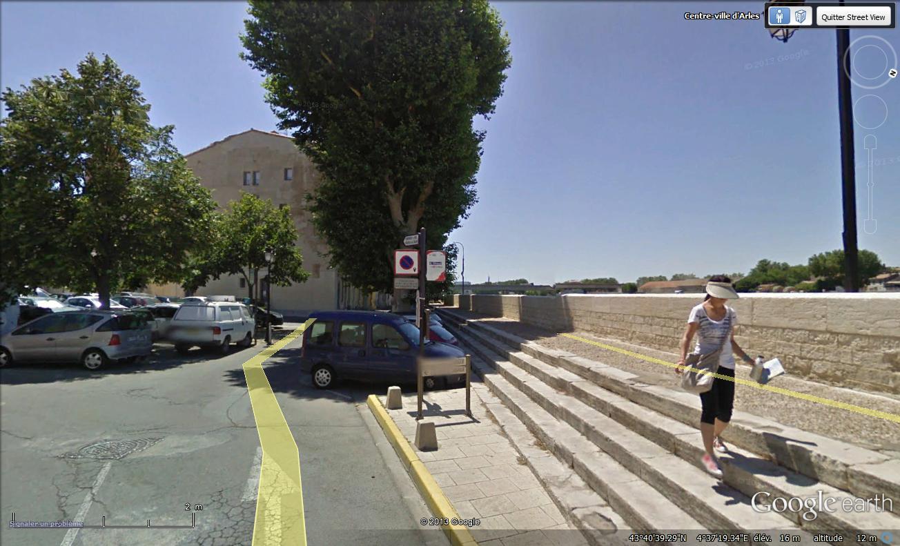Street View : Lieux représentés sur des peintures célèbres (ou un peu moins) - Page 2 Arles110