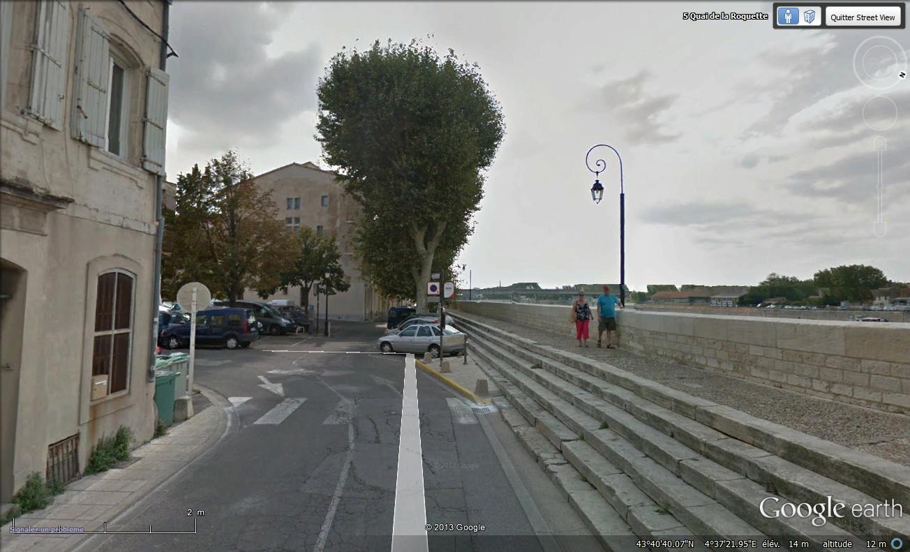 Street View : Lieux représentés sur des peintures célèbres (ou un peu moins) - Page 2 Arles210