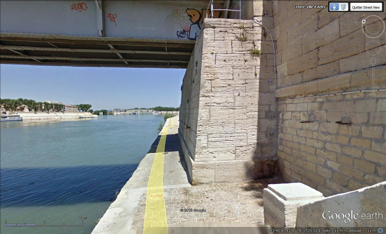 Street View : Lieux représentés sur des peintures célèbres (ou un peu moins) - Page 2 Arles411