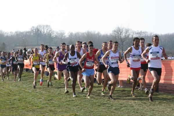 Compétitions de cross, saison 2012-2013 - Page 9 Romain14