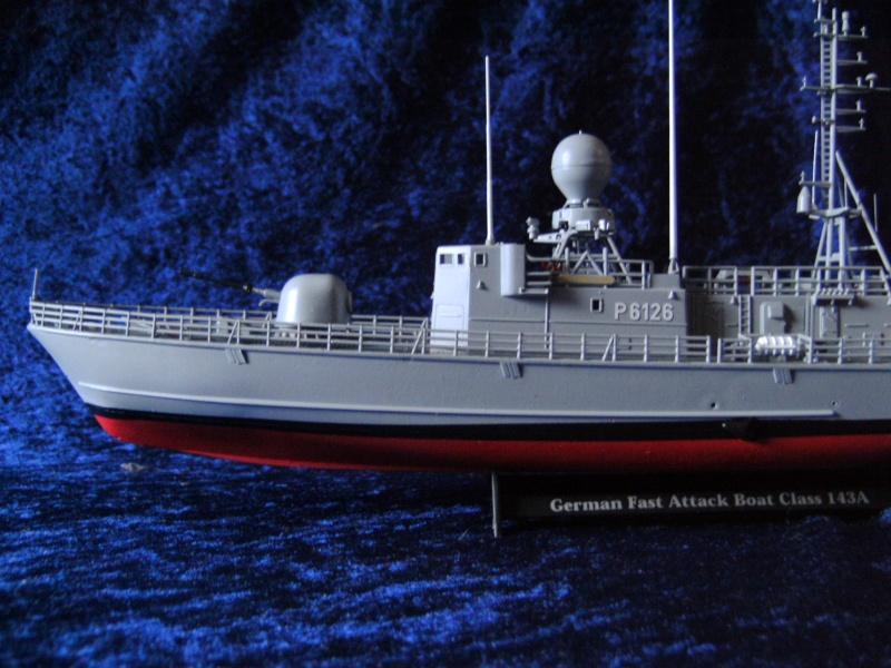 Schnellboot S76 Frettchen der GEPARD - Klasse 143 A von Revell in 1:144 Pict0013