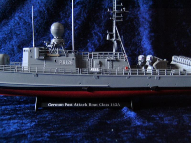 Schnellboot S76 Frettchen der GEPARD - Klasse 143 A von Revell in 1:144 Pict0014