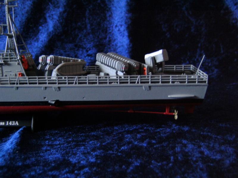 Schnellboot S76 Frettchen der GEPARD - Klasse 143 A von Revell in 1:144 Pict0015