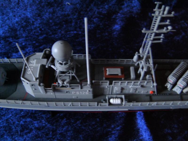 Schnellboot S76 Frettchen der GEPARD - Klasse 143 A von Revell in 1:144 Pict0016