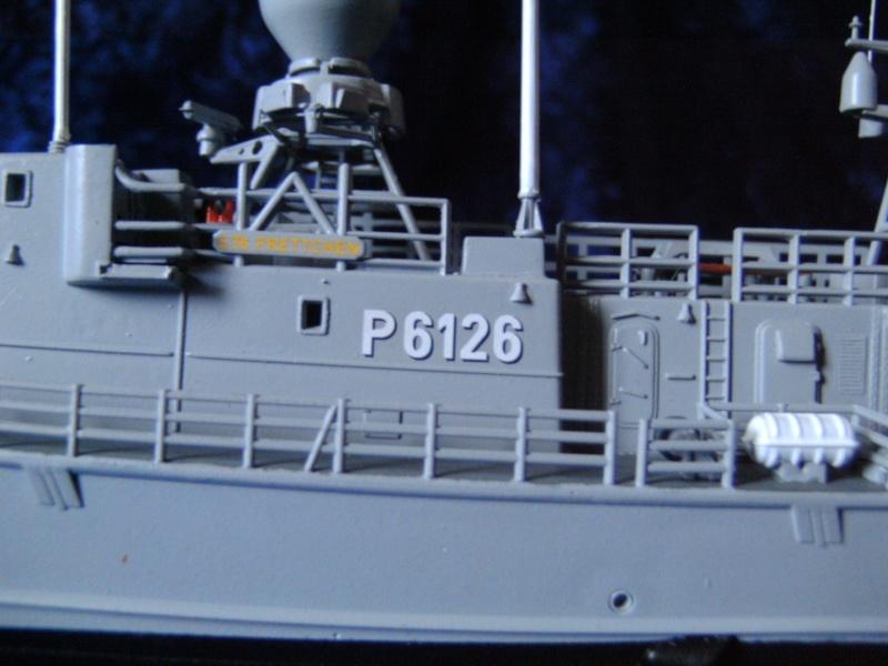 Schnellboot S76 Frettchen der GEPARD - Klasse 143 A von Revell in 1:144 Pict0017