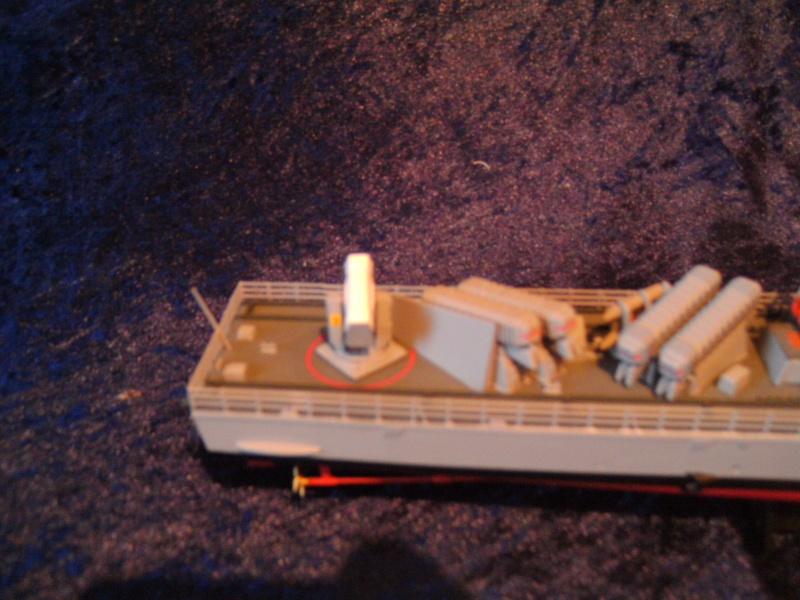 Schnellboot S76 Frettchen der GEPARD - Klasse 143 A von Revell in 1:144 Pict0019