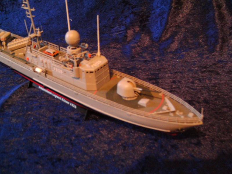 Schnellboot S76 Frettchen der GEPARD - Klasse 143 A von Revell in 1:144 Pict0021