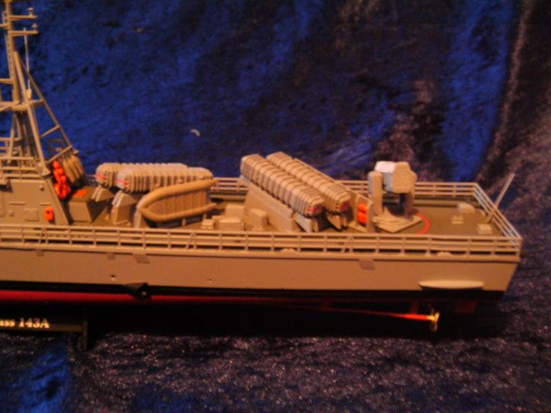Schnellboot S76 Frettchen der GEPARD - Klasse 143 A von Revell in 1:144 Pict0022