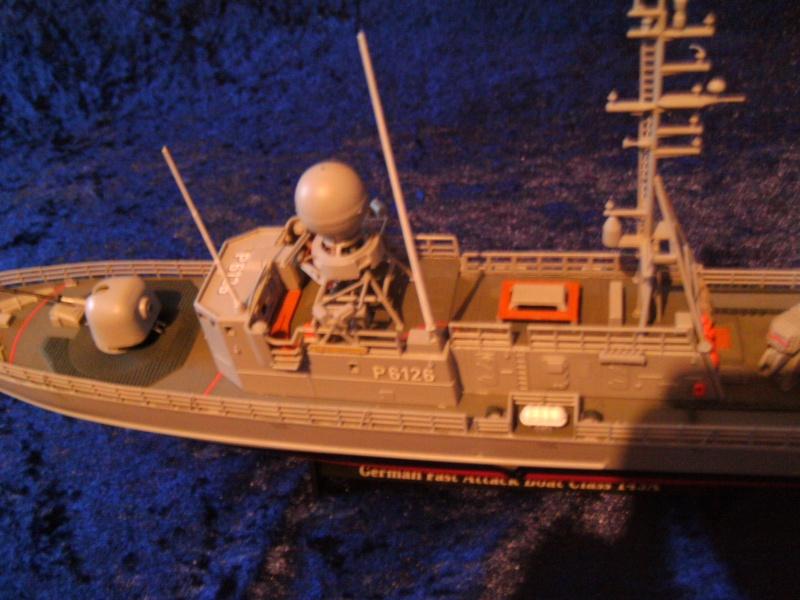 Schnellboot S76 Frettchen der GEPARD - Klasse 143 A von Revell in 1:144 Pict0023