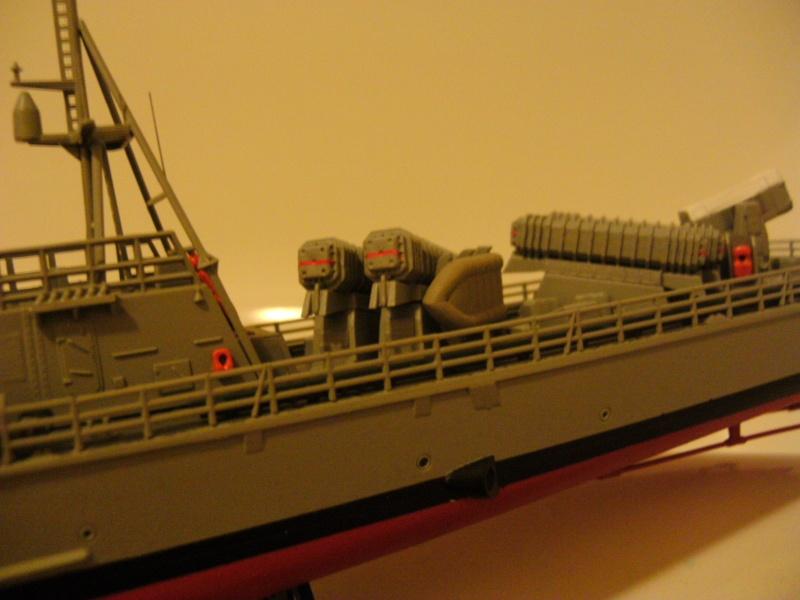 Schnellboot S76 Frettchen der GEPARD - Klasse 143 A von Revell in 1:144 Pict0026