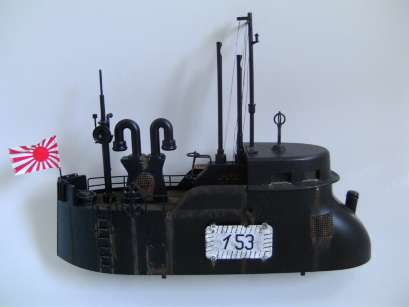 Japanisches U-Boot I-53 & Kaitens Maßstab 1 : 72 von Lindberg - Seite 4 Pict0029