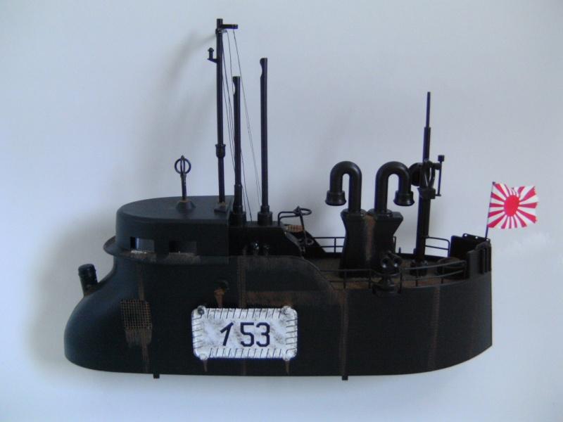 Japanisches U-Boot I-53 & Kaitens Maßstab 1 : 72 von Lindberg - Seite 4 Pict0030