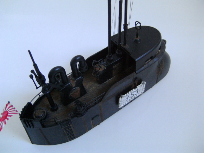 Japanisches U-Boot I-53 & Kaitens Maßstab 1 : 72 von Lindberg - Seite 4 Pict0031