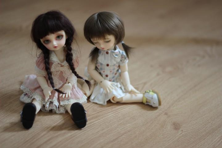 [ VOLKS ] YoSD Sister (Nana-Megu-Kira-Sara) 111