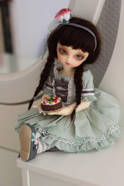 [ VOLKS ] YoSD Sister (Nana-Megu-Kira-Sara) 211