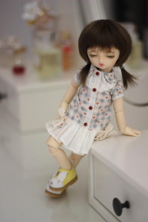 [ VOLKS ] YoSD Sister (Nana-Megu-Kira-Sara) 511