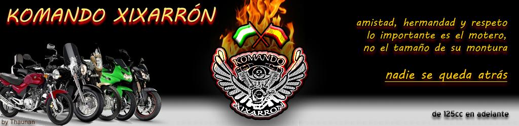 Komando Xixarron