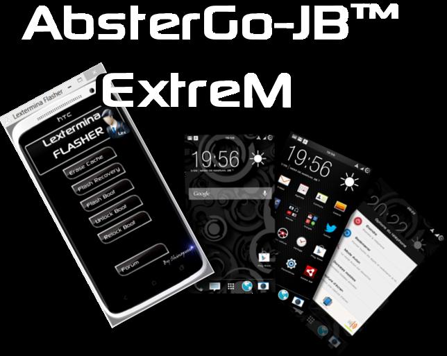 [One X] Lextermina AbsterGo-JB ExtreM V12.5  26.09.13  4.18.401.2  Sense 5 Lleeex11