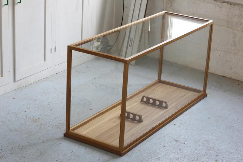Une vitrine pour maquette. 08_aou13