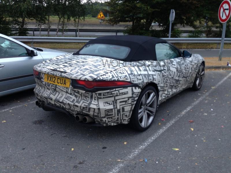 2012 - [Jaguar] F-Type - Page 10 13083110