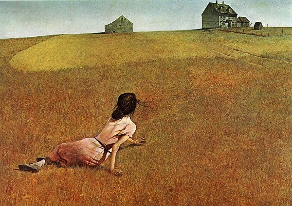 Christina's World (Andrew Wyeth) Christ10
